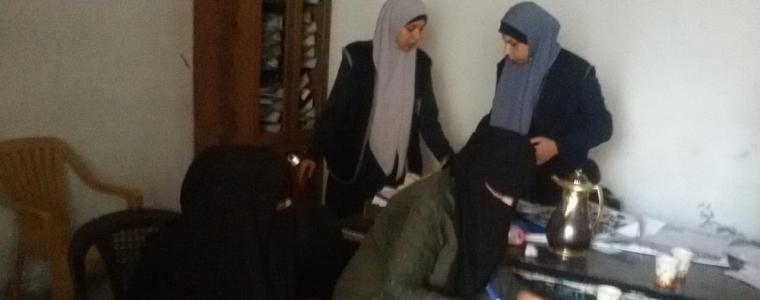 وزارة التنمية الاجتماعية والمباحث العامة والنيابة والشرطة النسائية تجمع 15 متسولا في مدينة غزة وحالة واحدة في رفح ضمن حملة علاج مشكلة التسول