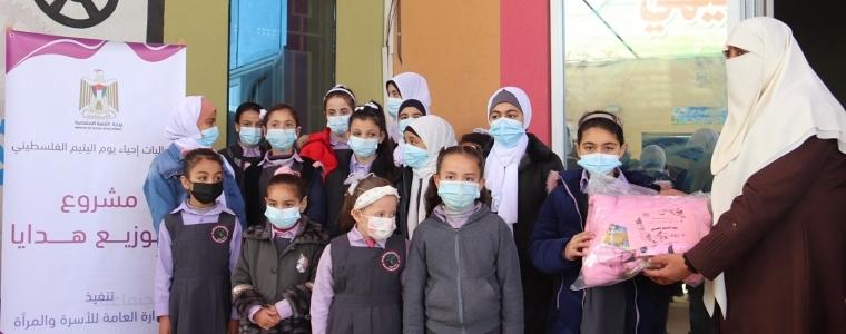 التنمية الاجتماعية تنظم سلسلة من الفعاليات لإحياء يوم الطفل الفلسطيني وأسبوع اليتيم العربي
