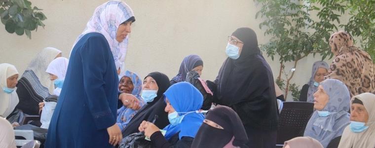 التنمية الاجتماعية بالتعاون مع جمعية كبار السن تنفذ يوم ترفيهي لكبار السن .