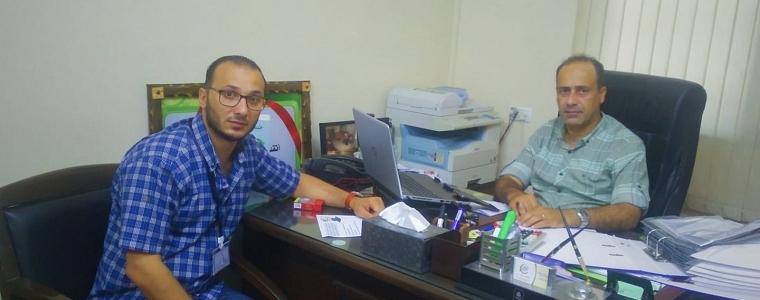 التنمية الاجتماعية في زيارة تنسيقية لمؤسسة فارس العرب
